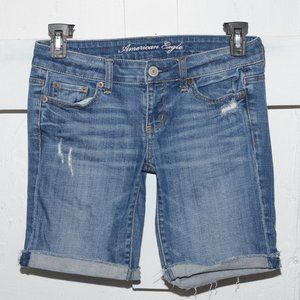 American eagle womens shorts size 4 4664